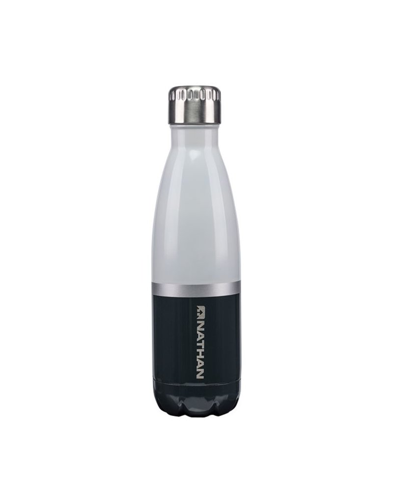 NATHAN Copy of CHROMA STEEL CHARCOAL BOTTLE 25 OZ