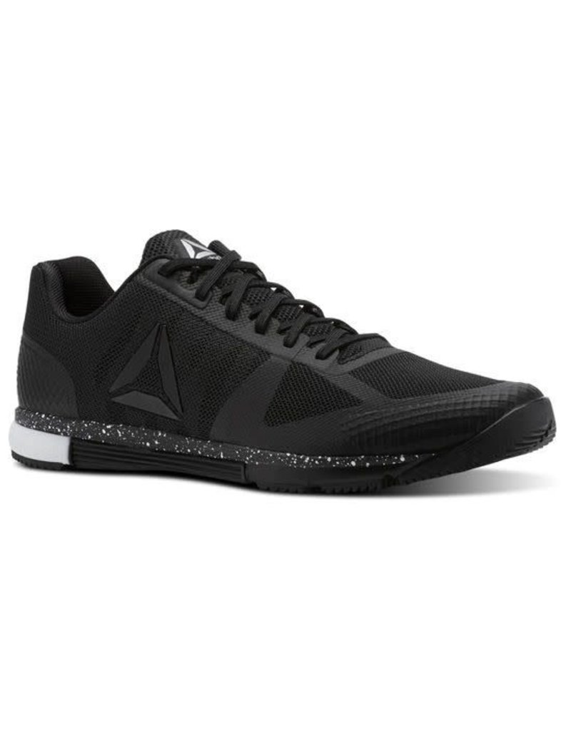 REEBOK MEN'S REEBOK SPEED TR 2.0, BLACK/WHITE