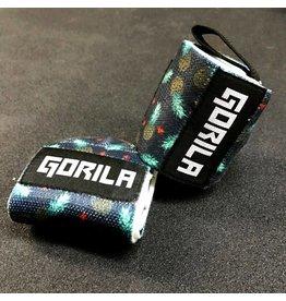 GORILA FITNESS GORILA 18'' WRIST WRAPS MAHALO (PAIR)