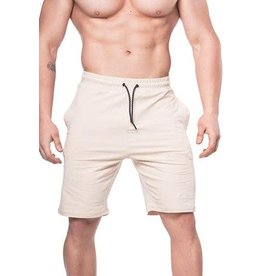 JED NORTH JED NORTH PATRIOT SHORTS BEIGE