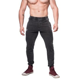 JED NORTH JED NORTH SKY WALKER JEAN JOGGERS MIDNIGHT