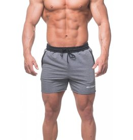 JED NORTH JED NORTH TITAN SWEAT SHORTS, GREY