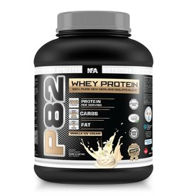 NFA NUTRITION FOR ATHLETES P-82 ISO BLEND 5LBS, VANILLE