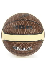 360 ATHLETICS CELLULAR BASKETBALL BLK SZ 7