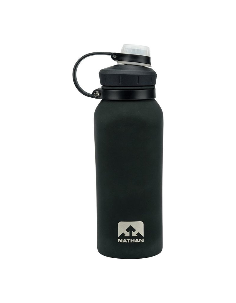 NATHAN HAMMERHEAD 24OZ STEEL INSULATED BOTTLE