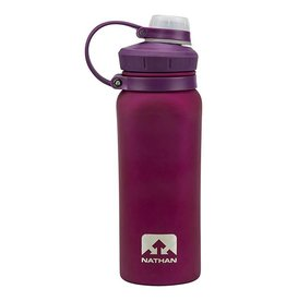 NATHAN HAMMERHEAD 24OZ STEEL INSULATED BOTTLE SANGRIA