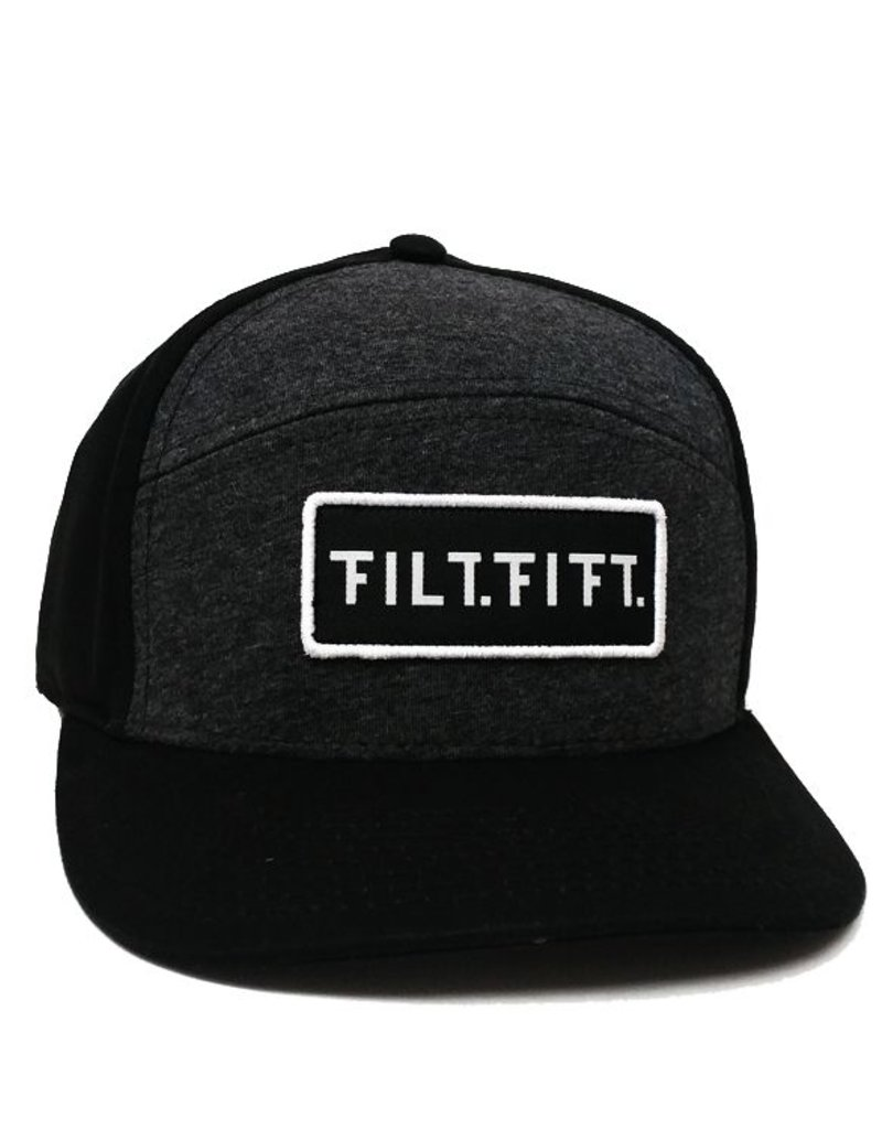 Filthy 50 FILTHY 50 SNAPBACK - BLACK/HEATHER