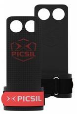 PICSIL PICSIL RX 2 HOLES GRIPS CARBON