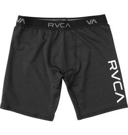RVCA RVCA SPORT COMPRESSION SHORT - BLACK