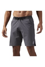 REEBOK REEBOK EPIC KNIT WAISTBAND SHORT - GREY