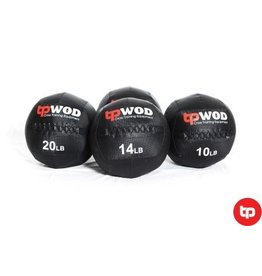 TONIC PERFORMANCE TPWOD WALL BALL 16LBS