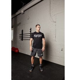 Filthy 50 FILT50 MEN BASIC TEE, BLACK