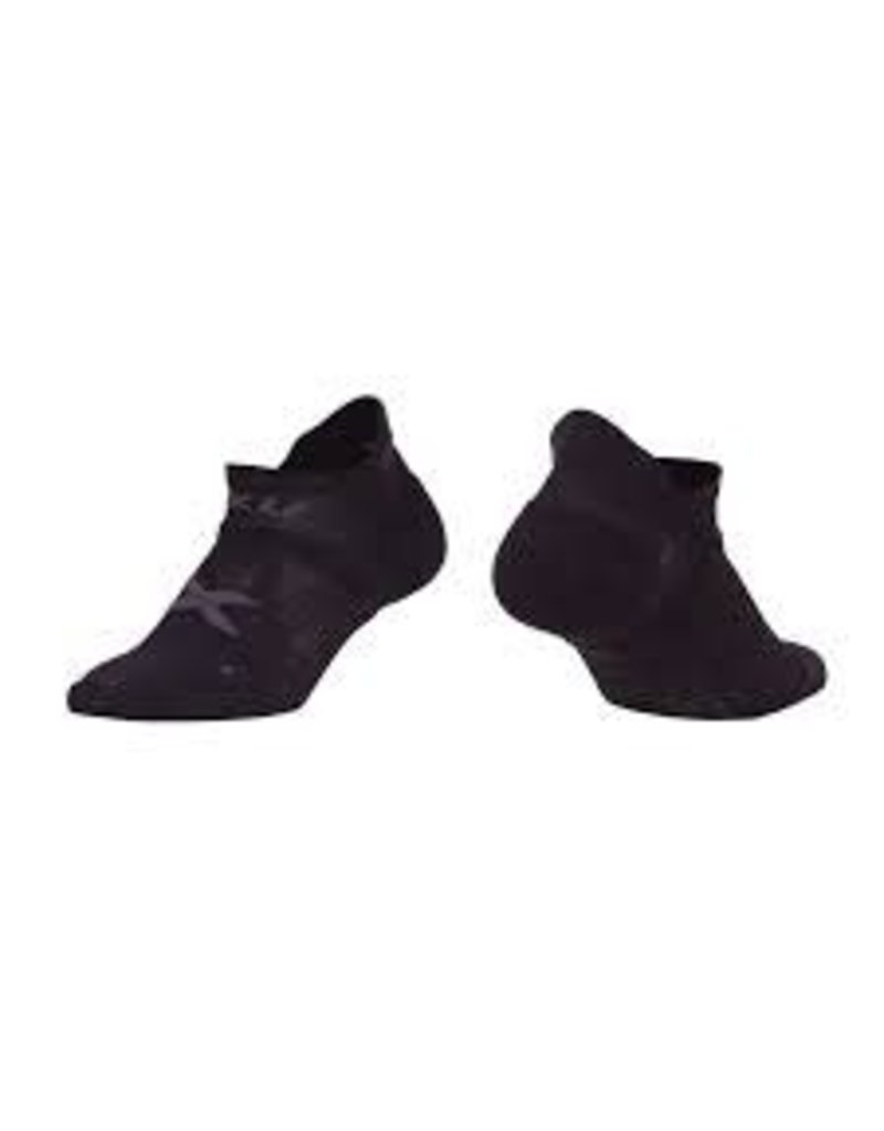 2XU 2XU NO SHOW SOCKS - BLACK