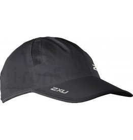 2XU 2XU RUN CAP , BLACK