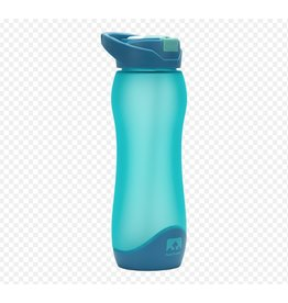 NATHAN NATHAN 750 FLIPSTREAM TRITAN WATER BOTTLE - BLUE