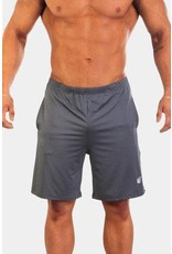 JED NORTH JED NORTH TECH PERFORMANCE SHORTS, GRAY