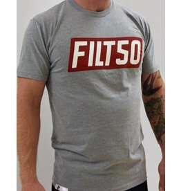 Filthy 50 FILT50 MEN SUPREME TEE - GREY