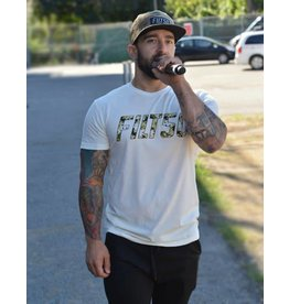 Filthy 50 FILTHY 50 MEN CAMO TEE - BEIGE