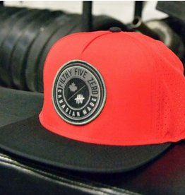 FILTHY FIFTY EXCLUSIVE SNAPBACK - BLACK&RED