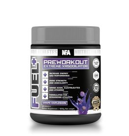 NFA NUTRITION FOR ATHLETES FUEL+ 600G, GRAPE