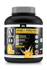 NFA NUTRITION FOR ATHLETES P-82 ISO BLEND 5LBS, CHOCO