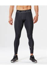 2XU 2XU ACCELERATE COMPRESSION TIGHTS - BLACK/NRO