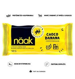 NAAK BARRE NAAK - CHOCO-BANANE