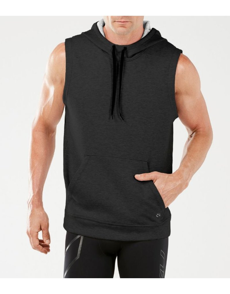 2XU 2XU URBAN Hooded Pullover Vest
