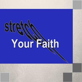 00(H023) - Stretch Your Faith