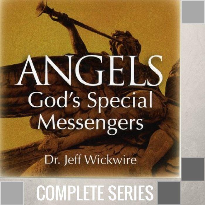 07(D011-D017) - Angels Gods Special Messengers - Complete Series