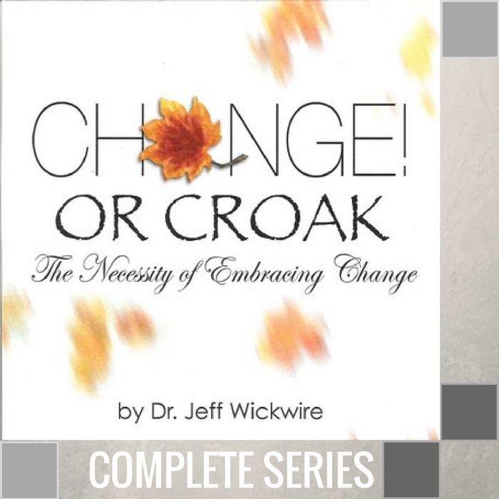 04(J041-J044) - Change Or Croak - Complete Series