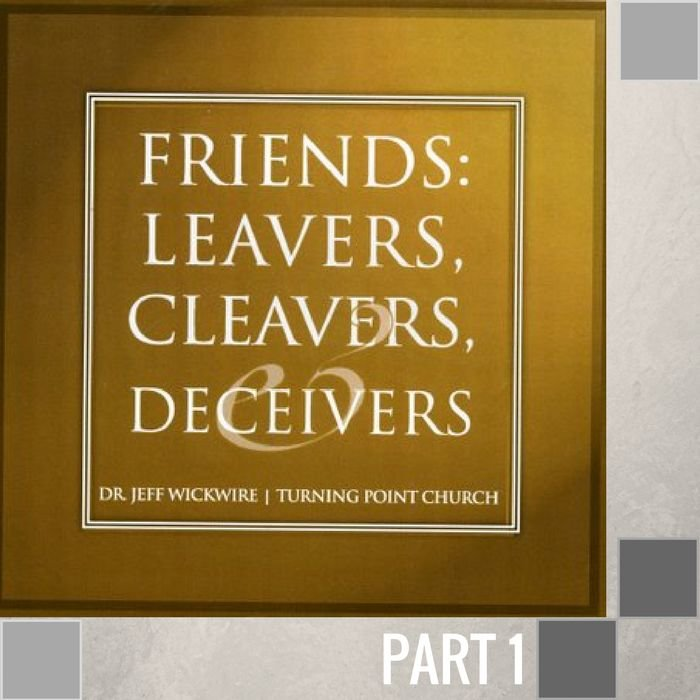 01(C030) - It Matters Who Your Friends Are