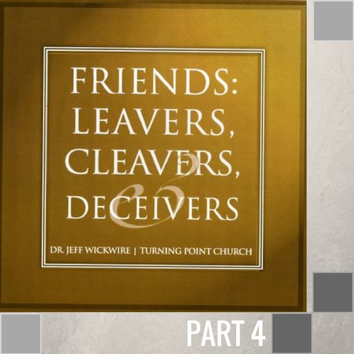 04(C033) - How To Be A Friend Of God