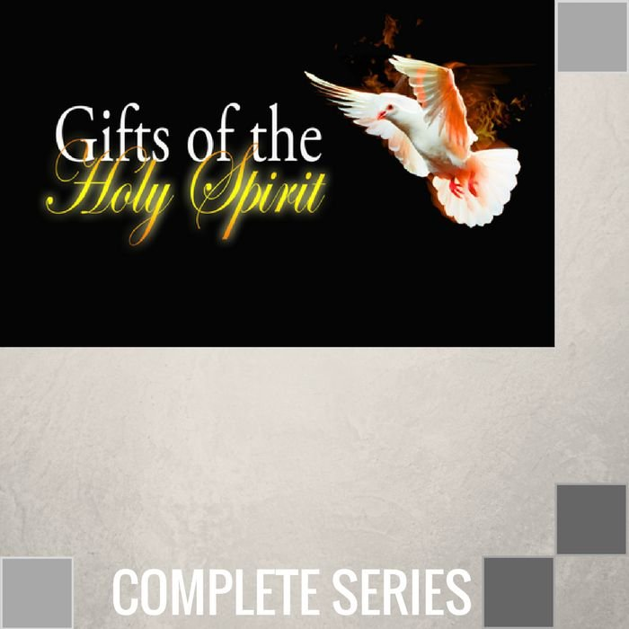 04(C026-C029) - The Gifts Of The Holy Spirit - Complete Series