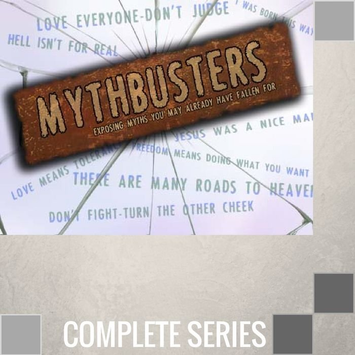 06(D018-D023) - Mythbusters - Complete Series