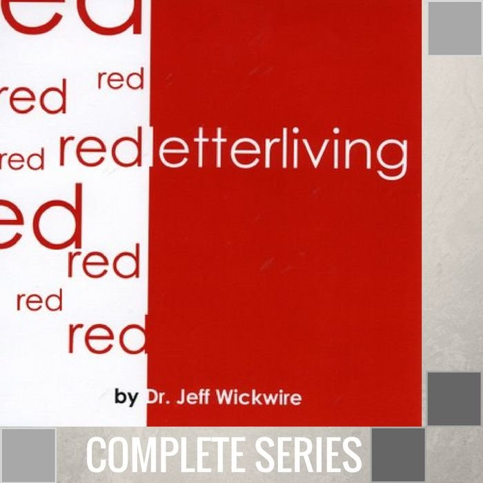 11(M041-M051) - Red Letter Living - Complete Series