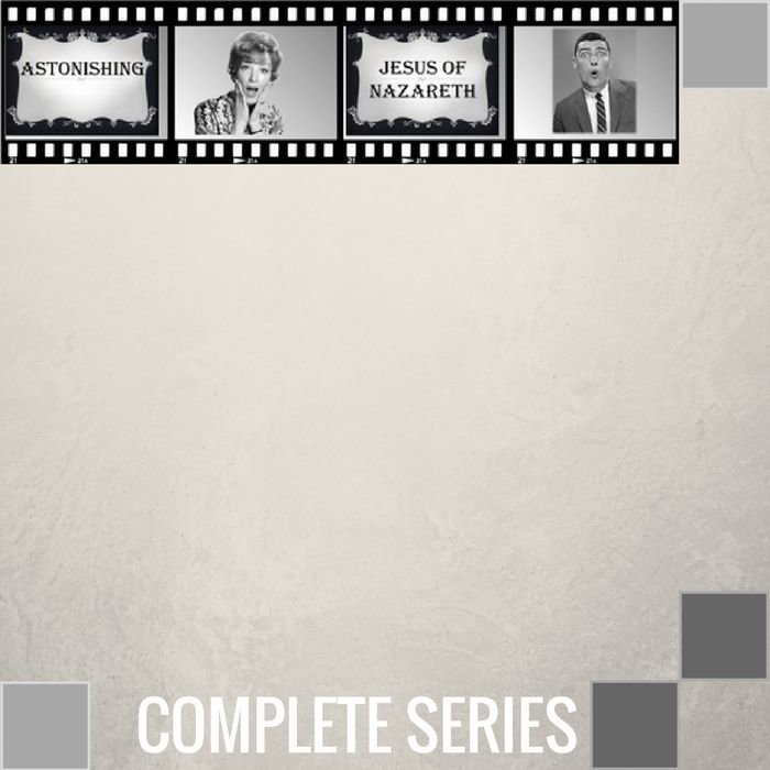 02(F021-F022) - The Awesome, Amazing, Astonishing Jesus - Complete Series