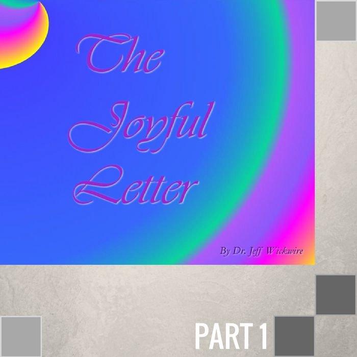 01(O042) - The Joyful Letter