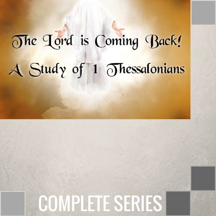 09(I001-I009) - The Lord Is Coming Back - Complete Series