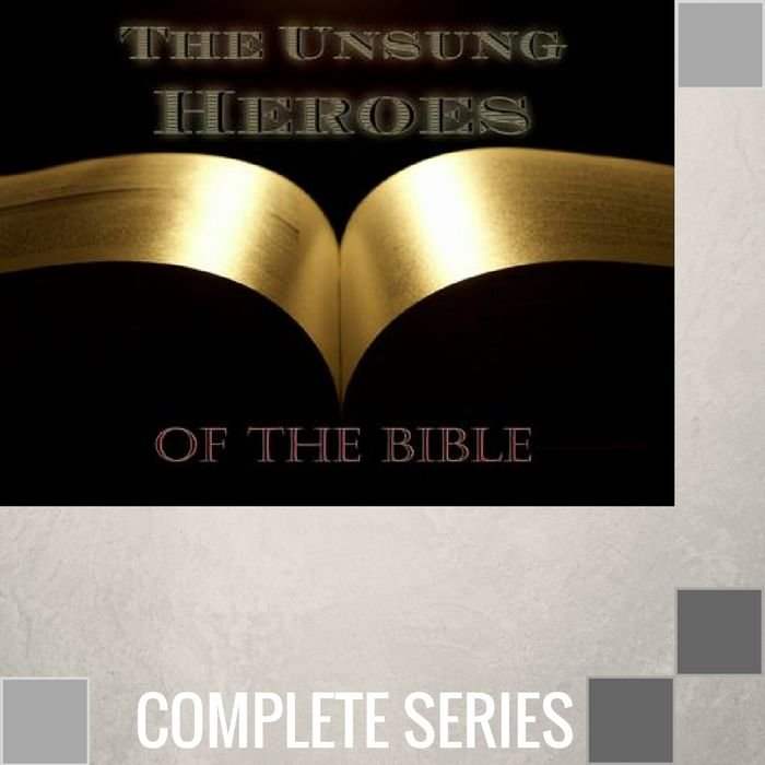 10(L011-L020) - The Unsung Heroes Of The Bible - Complete Series