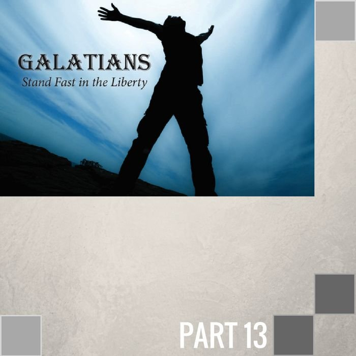 13(A038) - The Great Evidential Fruits Of the Spirit