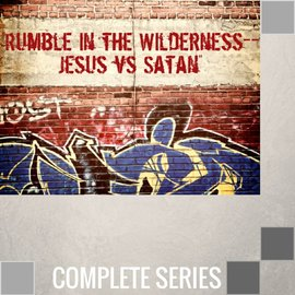 03(C021-C023) - Rumble In The Wilderness - Jesus Vs Satan - Complete Series