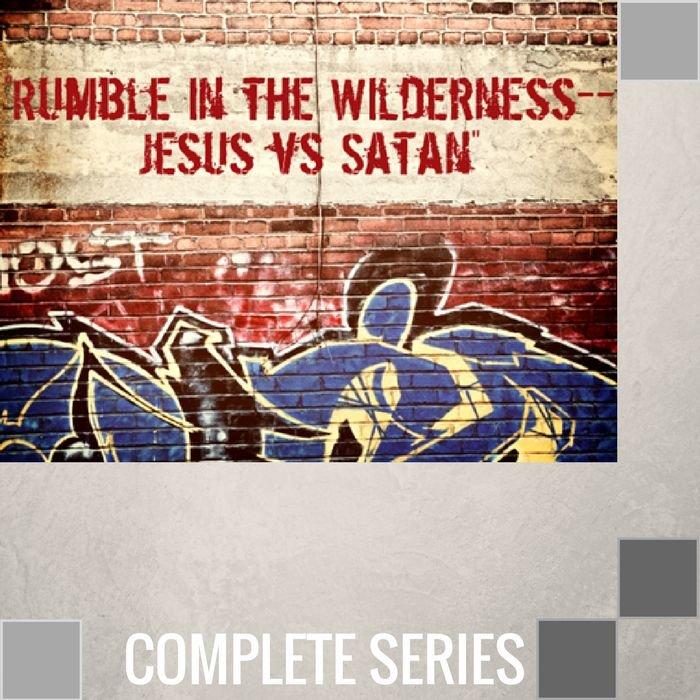 03(C021-C023) - Rumble In The Wilderness - Jesus Vs Satan - Complete Series
