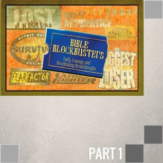 01(R018) - Fear Factor The Disciples At Sea
