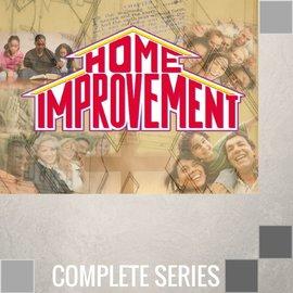 04(C017-C020) - Home Improvement - Complete Series