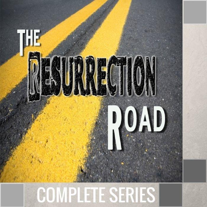03(D038-D040) - The Resurrection Road - Complete Series