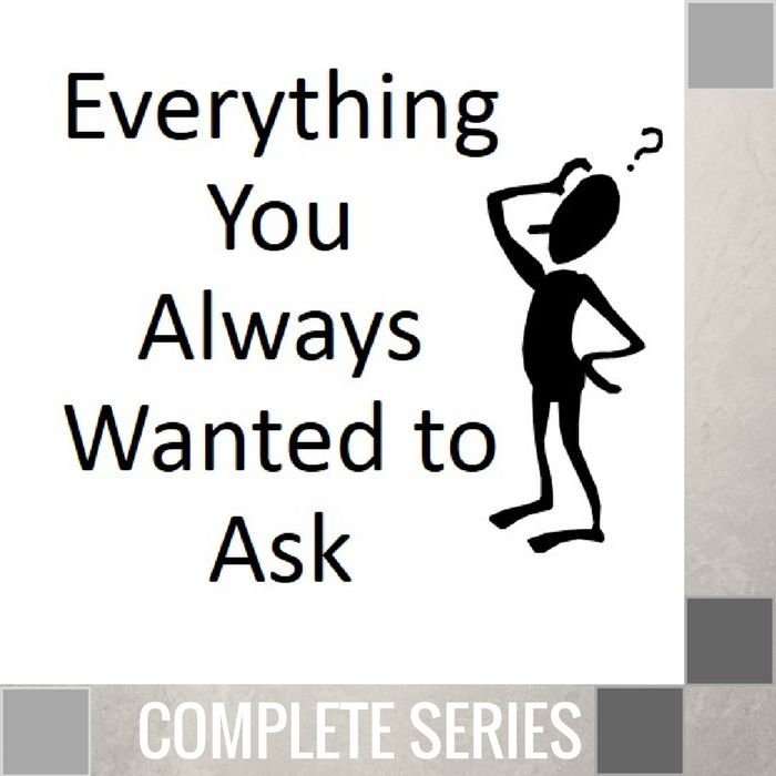 05(D026-D031) - Everything You Always Wanted To Ask - Complete Series