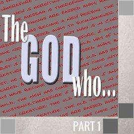 01(F026) - The God Who Comforts