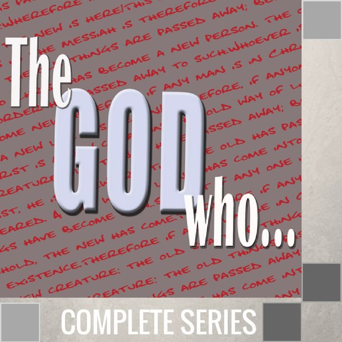 06(F026-F031) - The God Who... - Complete Series