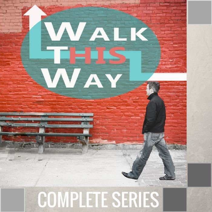 04(F032-F035) - Walk This Way - Complete Series